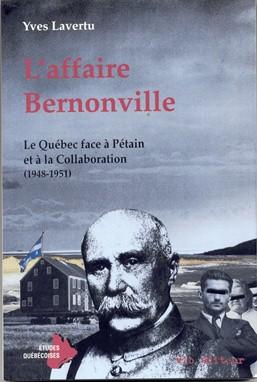 Arrestation sensationnelle - Affaire bernonville