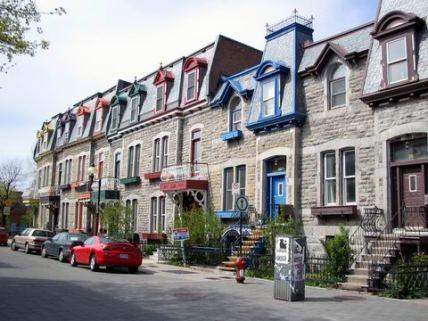 Architecture au Québec montréal