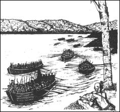 Neuville barque