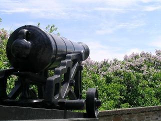 Frontenac canon quebec