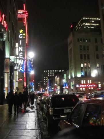 salles de cinéma - cinéma de montréal