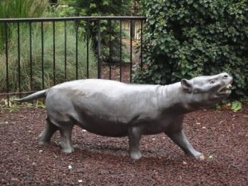 créature préhistorique - préhistoire du québec