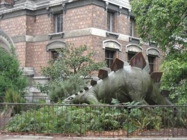 dinosaure - préhistoire du québec