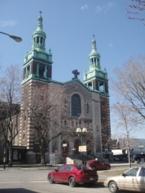 missions religieuses au Québec eglise st zotique