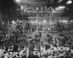 industrie sidérurgique - sidérurgie