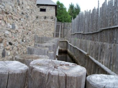 Grande Alliance : fortifications nouvelle france