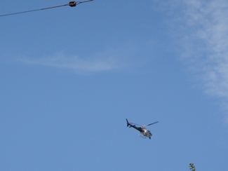 congrès de l'air helicoptere