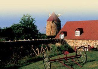 isle aux coudres moulin