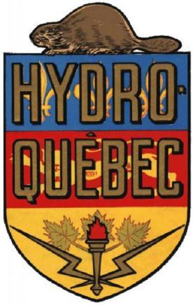 hydro-québec logo 1944