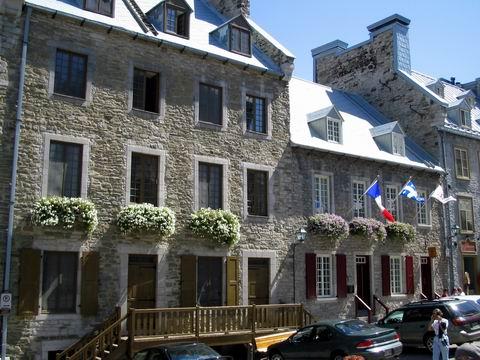 Maisons au Québec