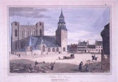 montreal en 1832