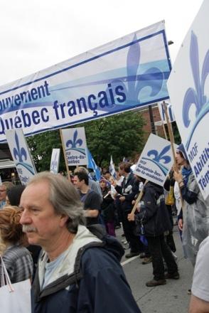 mouvement quebec français