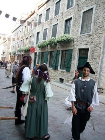 histoire de la Nouvelle-France, pirates des caraïbes
