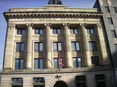 bureau de postes canada