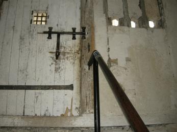 prison enlevement James Richard Cross