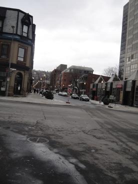 rue greene westmount bombes à Westmount