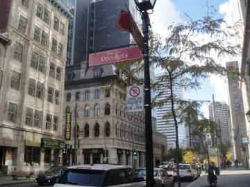 Récollets : rue des recollets à Montréal