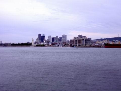 Montréal-Québec : Saint Laurent