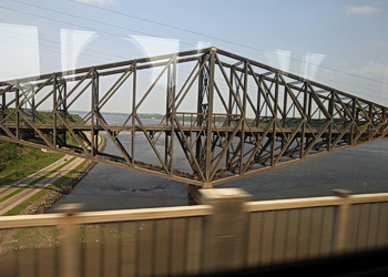 catastrophe du pont - travée du pont de québec