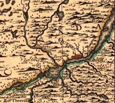 Histoire de la Nouvelle-France : Routes