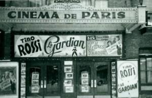 Église et cinéma - cinema paris