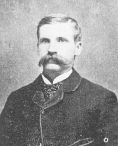 Portrait de Donald Morrison