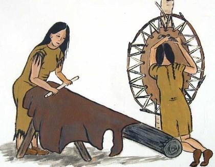 Femmes amérindiennes - Amérindiens