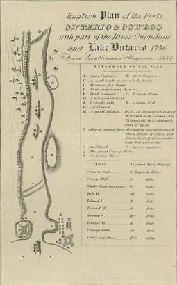 Bataille du Fort Oswego
