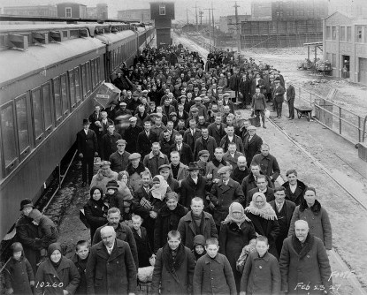 immigration au Canaad