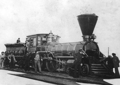 Locomotive du Grand Tronc