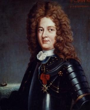 Pierre Lemoyne D'Iberville