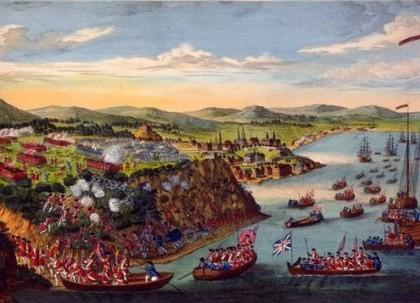 Prise de Québec en 1759