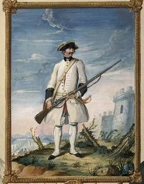 Soldat de la marine française