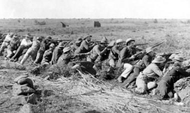 Émeute le 31 mars 1900