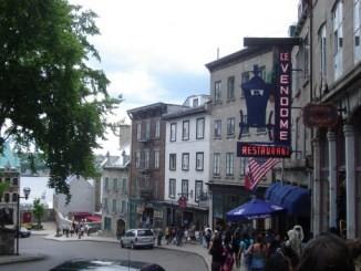 Haute ville Côte de la Montagne