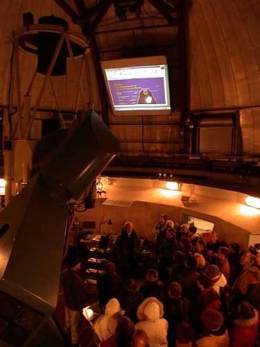 Observatoire Lac-Mégantic