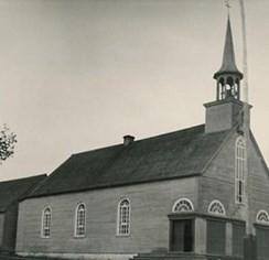 Chapelle de Sainte-Brigitte-de-Laval