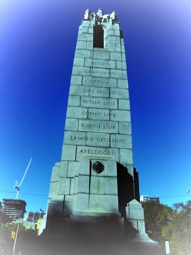 Monument aux soldats