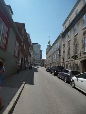 rue dauphine québec la régence