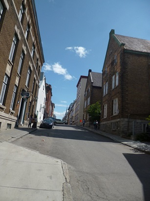 conseil souverain rue dauphine vieux Québec