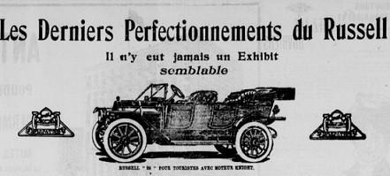 exposition autmobile