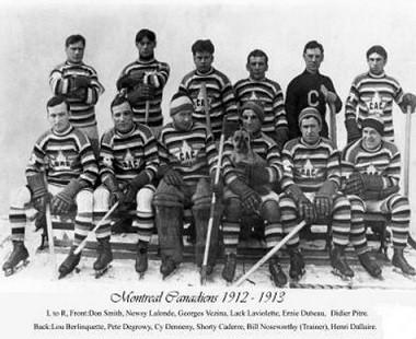 canadien du montréal 1912