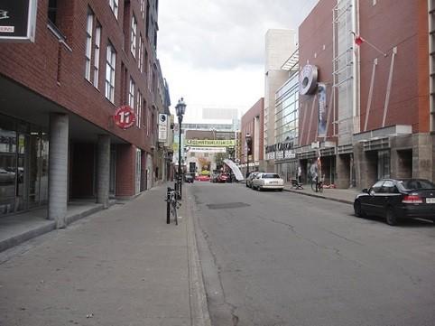 quartier latin de montréal