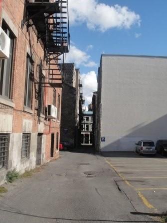 Montréal, rue St-Éloi
