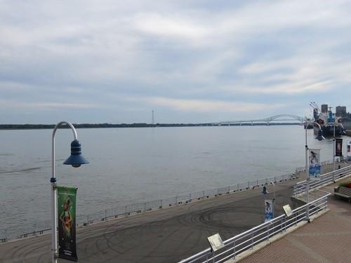 Parc portuaire de Trois-Rivières