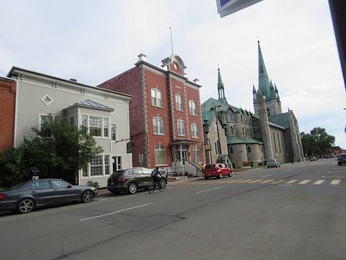 Rue Royale Trois Rivières
