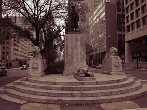Monument du soldat inconnu