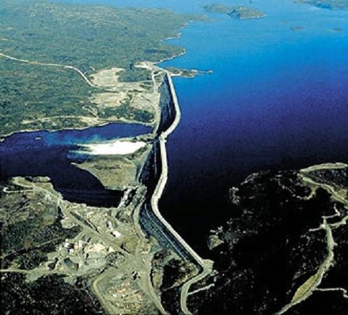Rivière la Grande