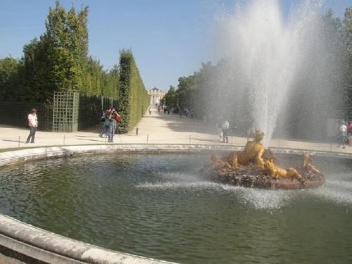 Fonatine de Versailles
