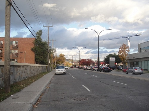 Rue de la Savane